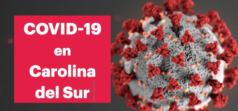 Aumenta el números de contagiados del COVID-19 en Carolina del Sur; SC DHEC reportó  824 nuevos casos y 14 muertos
