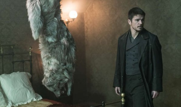 The Wolf Man vs Dracula - This Week on 'Penny Dreadful'