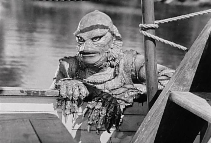 """""""Creature from the Black Lagoon"""" Grabs Screenwriter Will ..."""