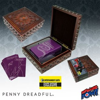 Penny Dreadful Tarot Card