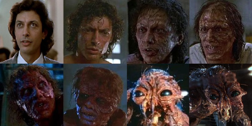 "Sunday's With... Cronenberg, Body Terror, and ""The Fly""!"