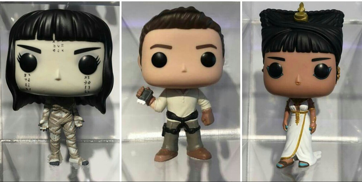 EXCLUSIVE: Funko CEO Brian Mariotti Talks Universal Monsters & The Mummy!