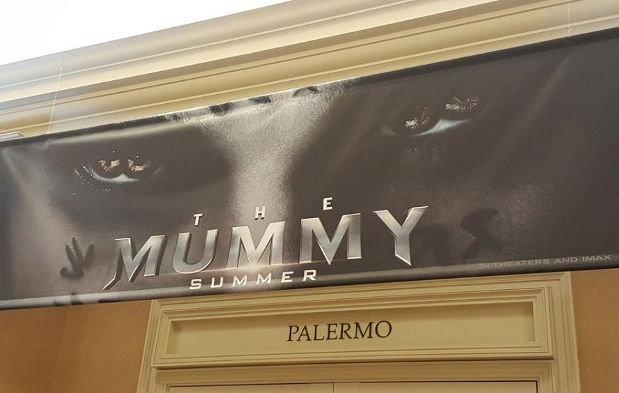 "Universal's ""The Mummy"" Rises at CinemaCon Las Vegas 2017!"