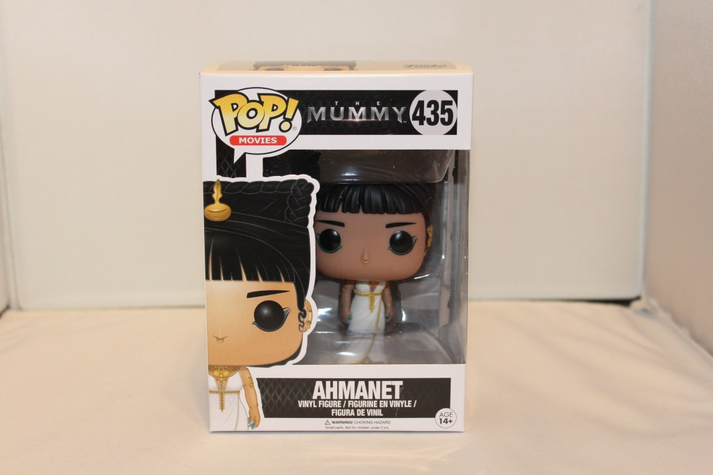 Ahmanet POP