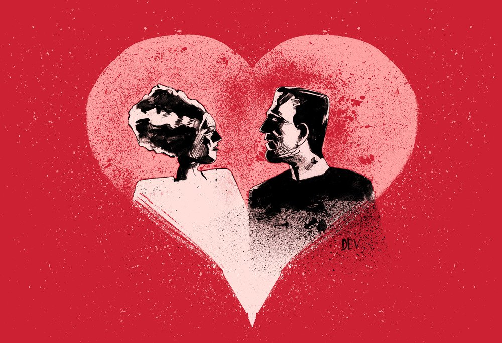 A Universal Monsters Valentine's Day Idea for Your Boo-friends & Ghoul-friends!