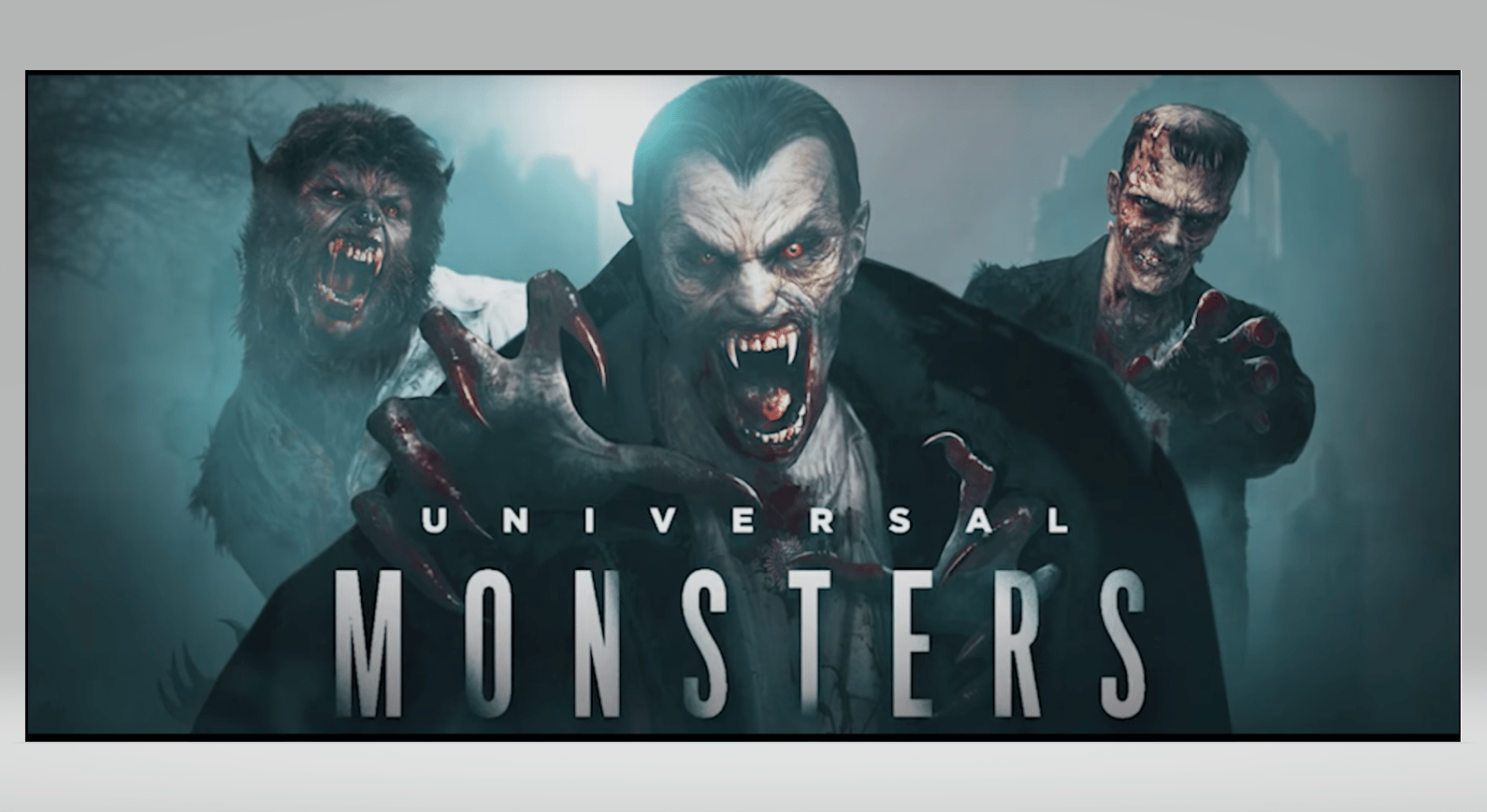 Listen To Slash S Soundtrack For The Classic Universal Monsters