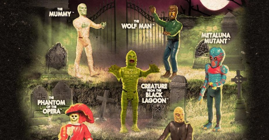 A Umu Super Catalog Of Super7 Universal Monsters Merchandise It has been serialized online via comico japan since 2014. super7 universal monsters merchandise