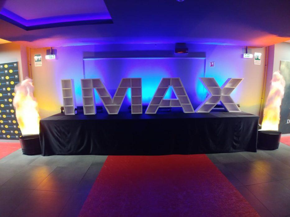 UCI Cinemas presenta a Roma la prima sala IMAX della capitale