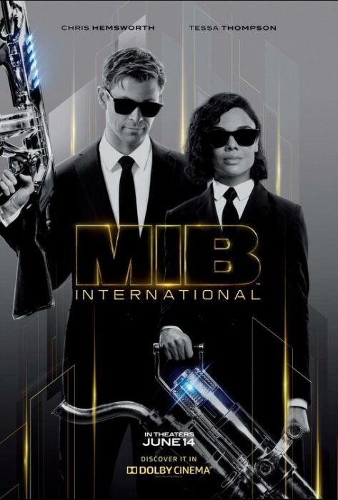 Altri alieni nei nuovi characters poster di Men in Black International