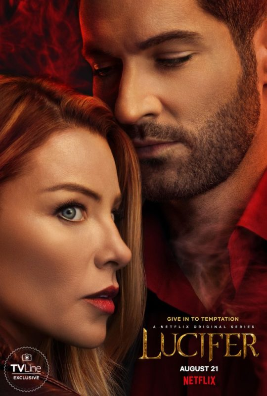 Lucifer - Quinta Stagione - Poster