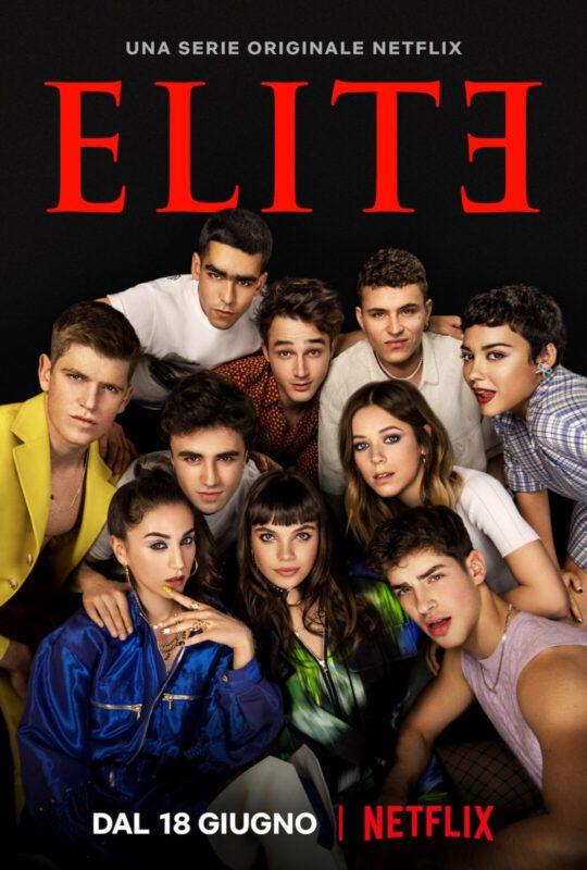 Elite: foto, poster e full trailer dalla quarta stagione • Universal Movies