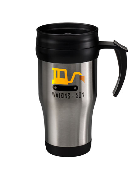 thermal travel mugs stainless