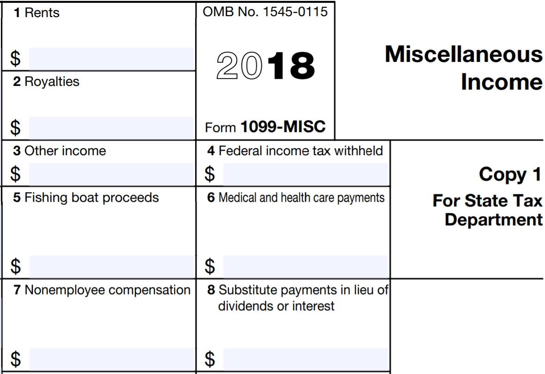 Printable Tax Form R