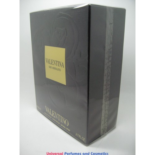 VALENTINA OUD ASSOLUTO 27 OZ EDP SPRAY FOR WOMEN NEW IN A