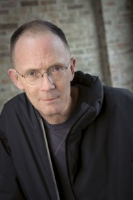 "william gibson, famous cyberpunk author, new book is ""zero hour"""