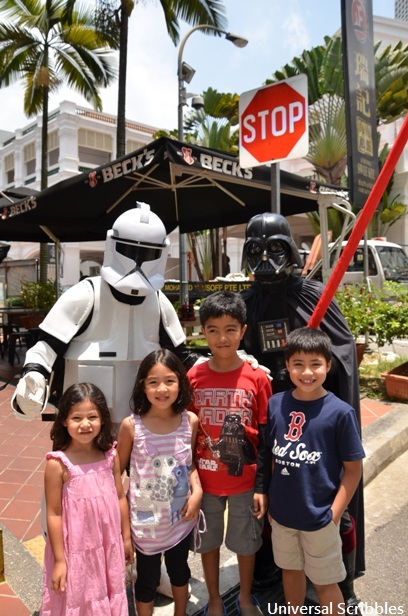 Things To Do With Your Kids In Singapore