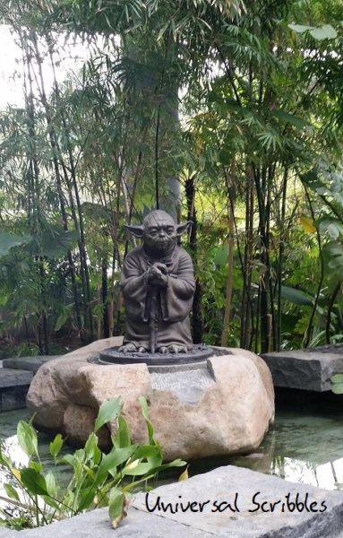 Disney SG Office Yoda