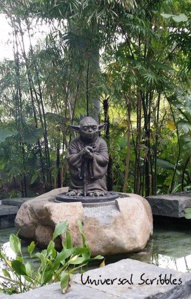 Disney SG Office Yoda