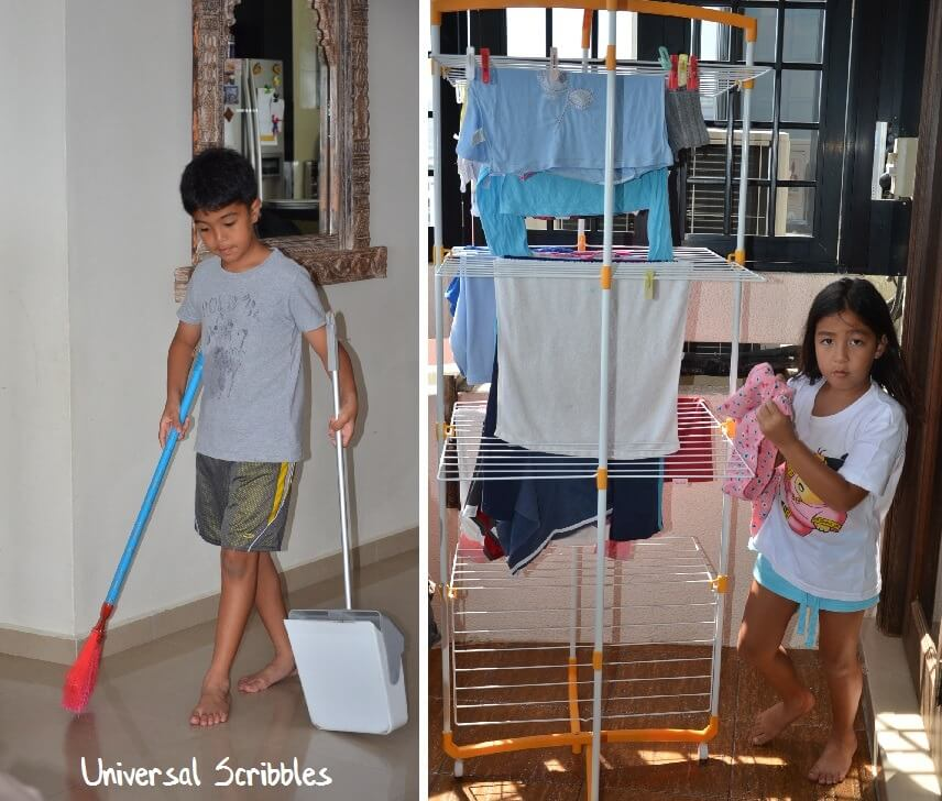 Housework and chores
