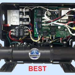 Balboa Spa Pack Wiring Diagram Riding Mower 299 95 Direct Replacement For Control