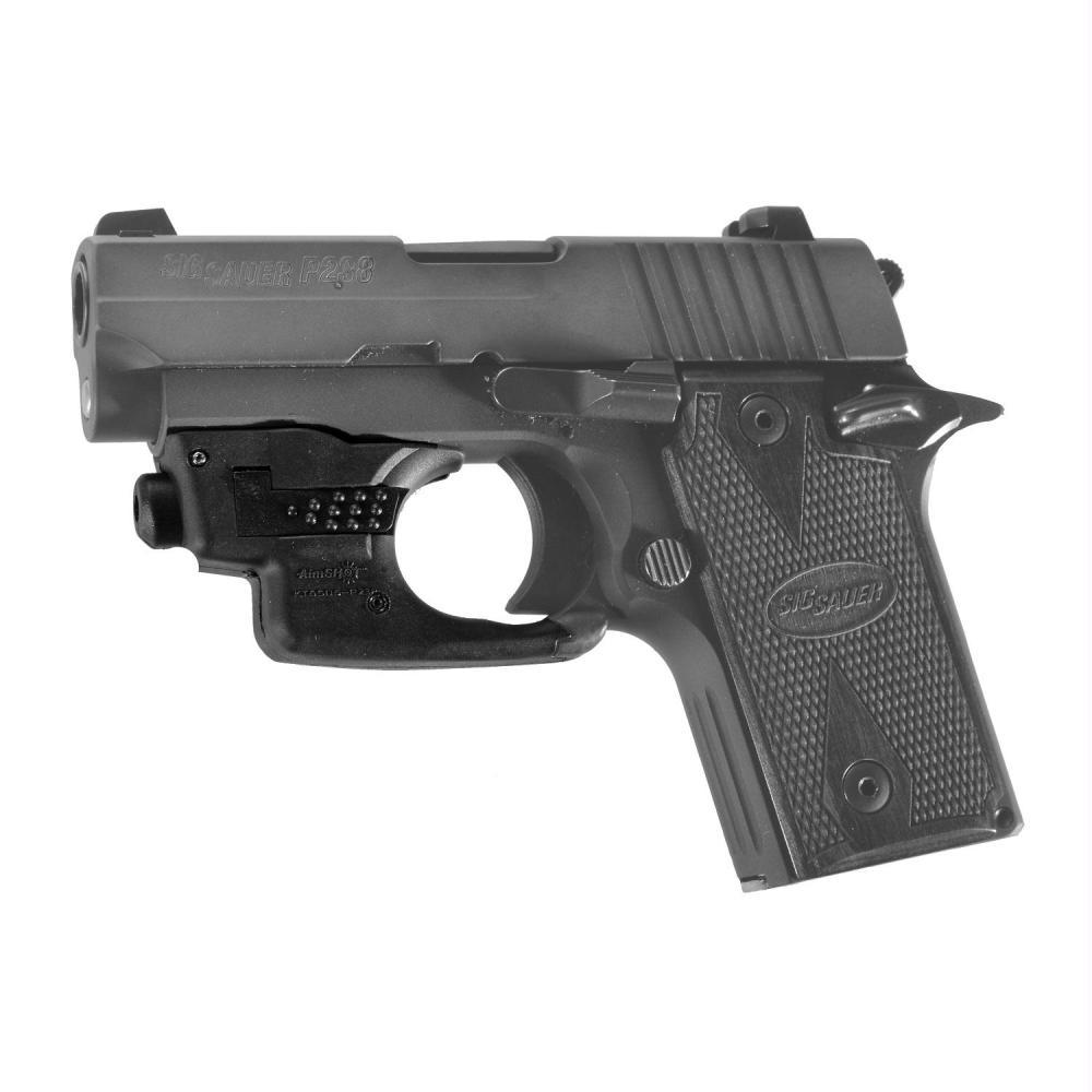 medium resolution of aimshot kt6506 p238 red laser sight for sig sauer p238 p938