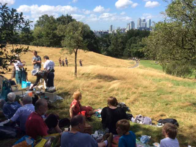 Royal Astronomical Society picnic