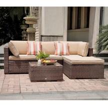 sunsitt 5 piece patio outdoor furniture