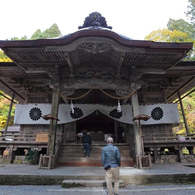 Togakushi Shinto shrines - Nagano