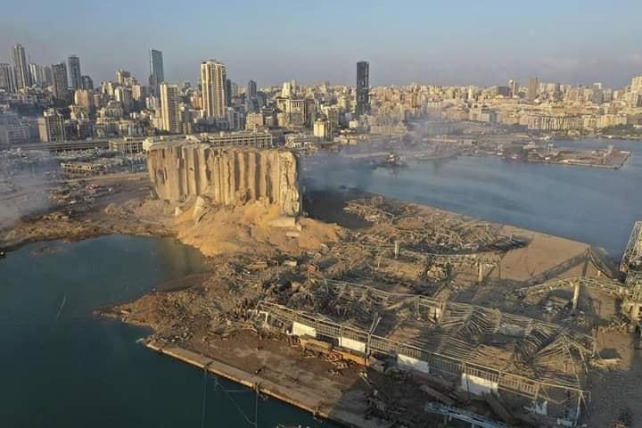 135 morts et 5000 blessés à Beyrouth, capitale du Liban, selon un nouveau bilan