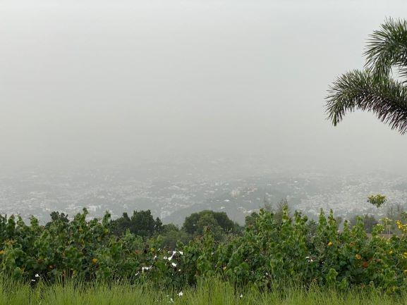 Haïti : La brume de sable du Sahara de retour ce week-end