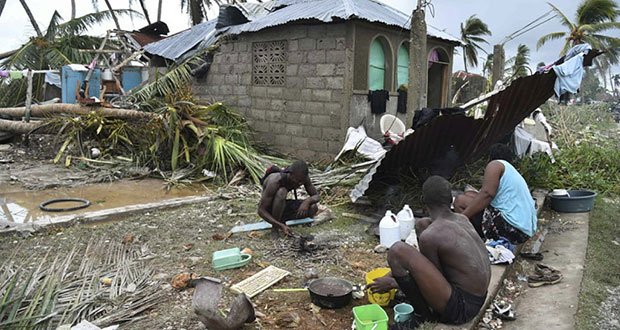 Un coup d'œil sur le ghetto en Haïti !