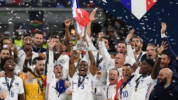 Ligue des nations : La France bat l'Espagne et remporte le trophée