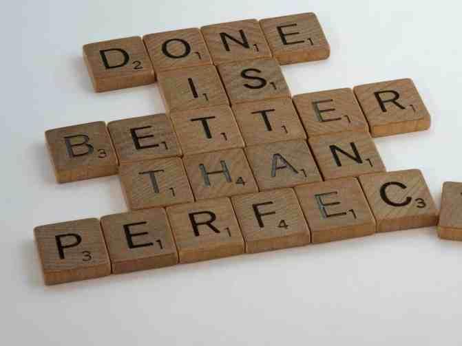 Perfekcjonizm w nauce, jak go okiełznać