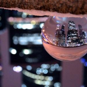 Boule de Cristal Sphère Univers ésotérique
