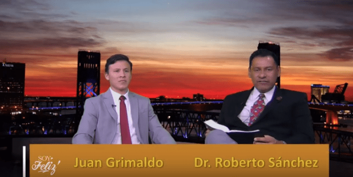 Soy Feliz | Dr. Roberto Sánchez
