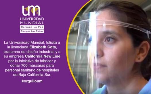 Felicitación Elizabeth Cota