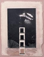 Autorretracto, 1991 - 1993. 40 x 31 cm.