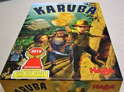 ¿Quieres venirte a la selva a buscar tesoros? Pues apúntate a Karuba, no te arrepentirás