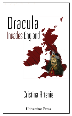 Dracula Invades the Front Cover