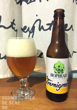 Hophead Immigrant Pale Ale