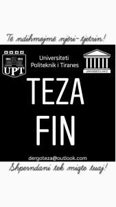 TEZA MEKANIKË LËNGJESH/ FIN