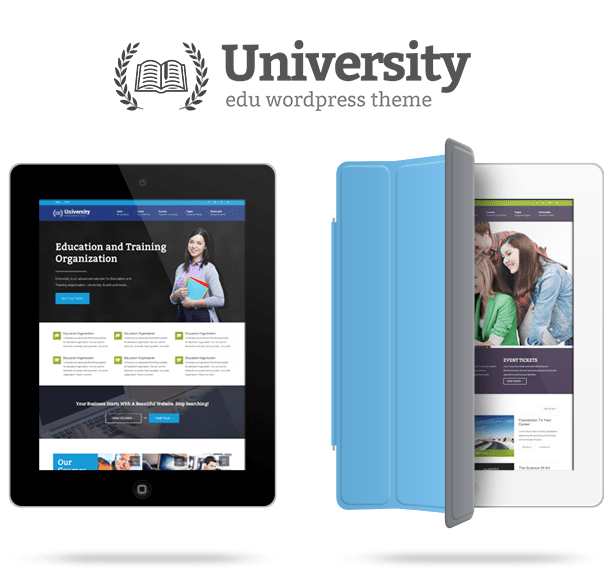 University - Education, Event and Course Theme - 7