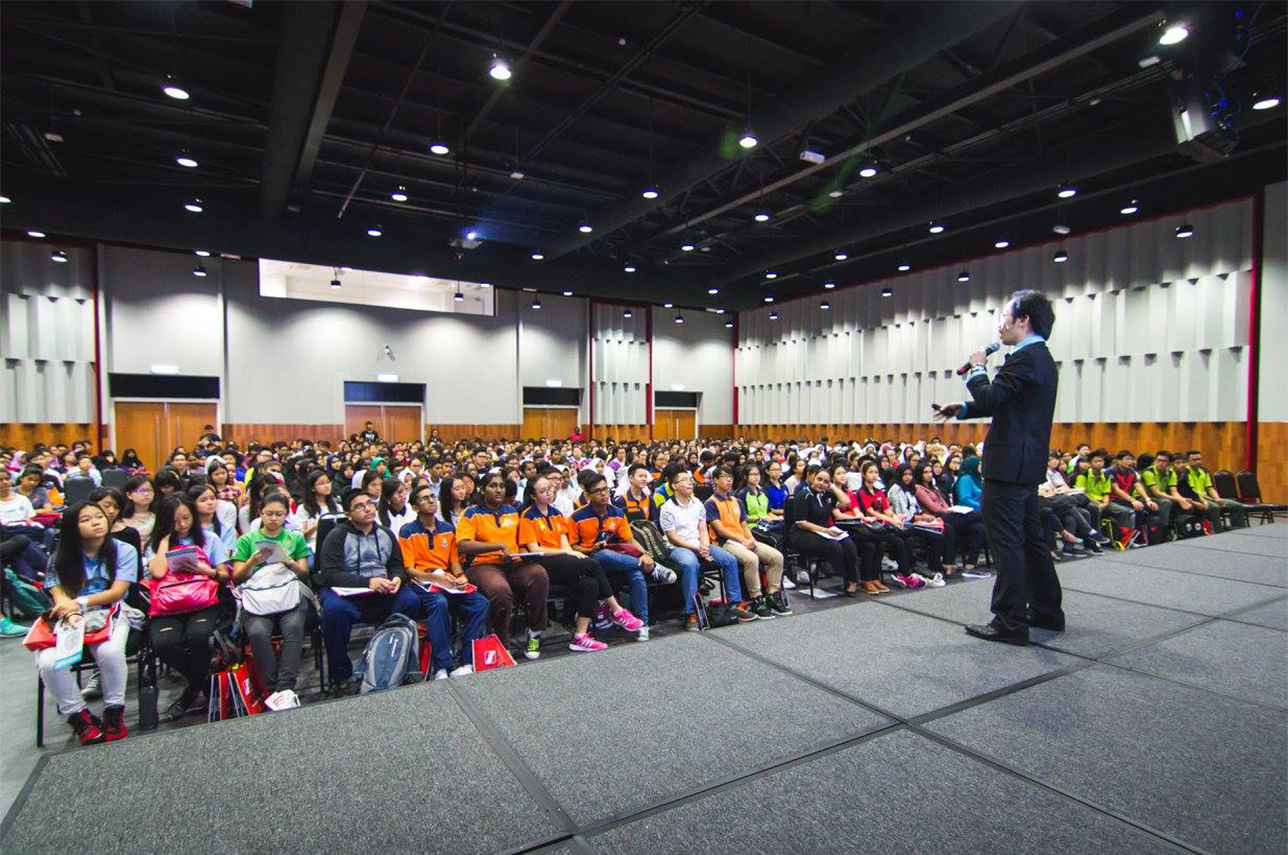 First ever national-level Psychology Convention at HELP, where secondary schools students all over from Malaysia are exposed to Psychology.