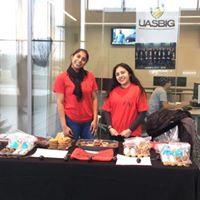 Directors Yohabet and Sharon tabled for AMA Bake Sale