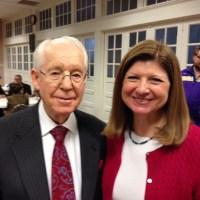 Allen Brown and Diane Mundell