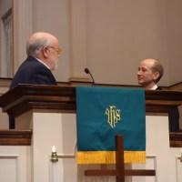 Ed Lowry presents Bible