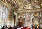 Concerto a Castel Sant'Angelo, sala Paolina, Roma