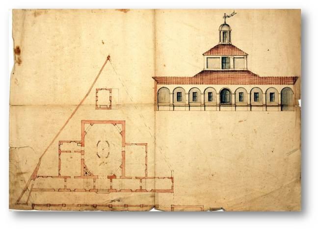Lorenzo Toschi, Anatomical Theater, second half 18th century