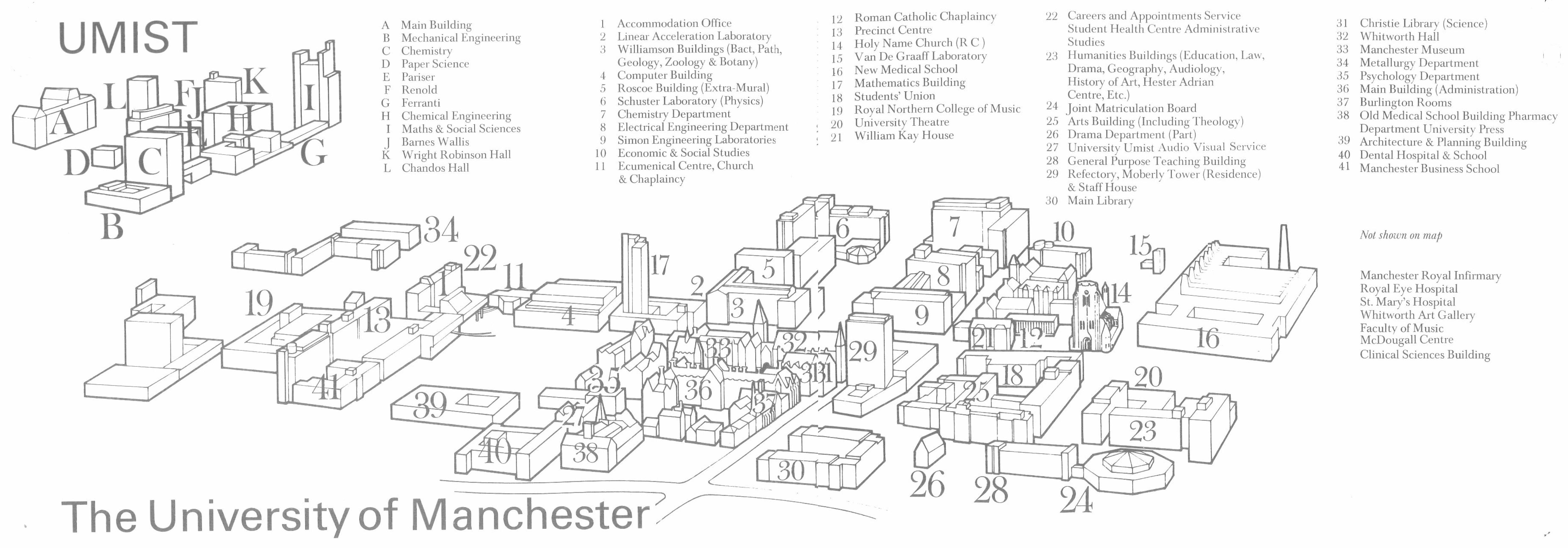 Mapping University History