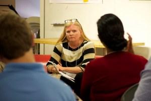 Susan Brennan; Epicenter Research Summit 2014